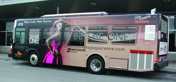 Former City Bus
